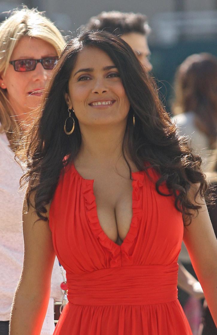 Salma hayek huge tits-5459