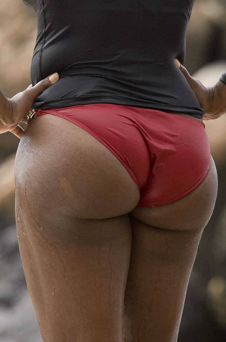 williams ass Serena butt