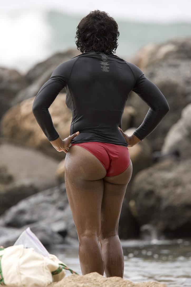 Serena Williams Fat Ass 26
