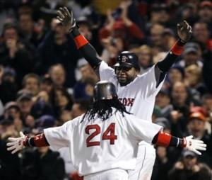 ALCS Indians Red Sox Baseball