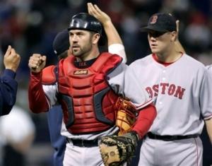 Red Sox Twins Baseball